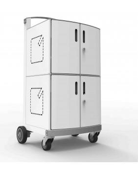 Coffre de rechargement Double cabine de Chargement - 32 unités