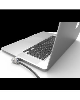Câbles Antivol Macbook Ledge - MacBook Pro Lock Slot Adapter