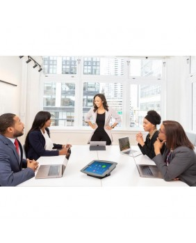 """Support iPad Kiosque conference room """"Space"""" pour iPad"""