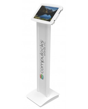 """Bornes Surface Pro Borne """"Space"""" BrandMe pour Microsoft Surface"""