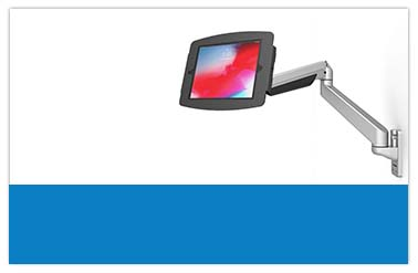 Bras antivol pour iPad et Tablettes