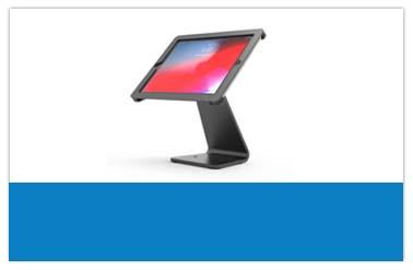 iPad en Tablet Tafelstandaards